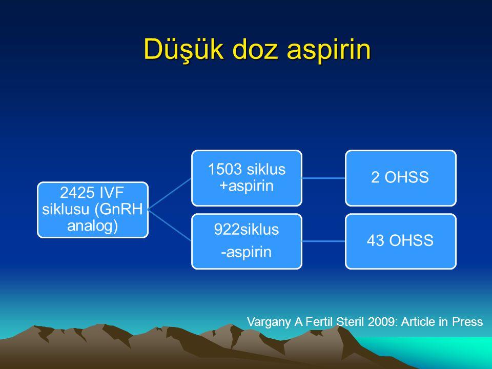 2425 IVF siklusu (GnRH analog)