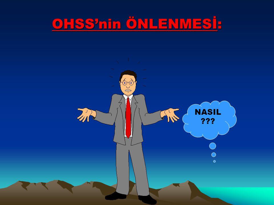 OHSS'nin ÖNLENMESİ: NASIL