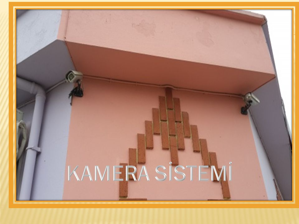 KAMERA SİSTEMİ