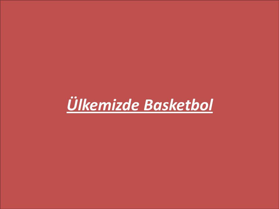 Ülkemizde Basketbol