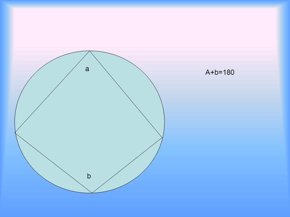 a A+b=180 b