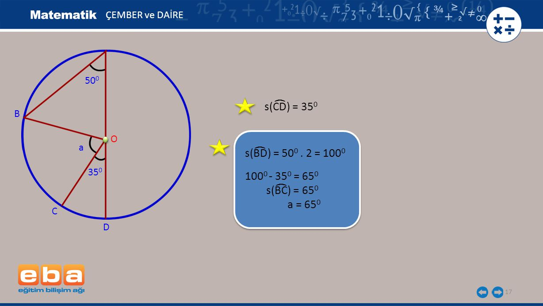 ( s(CD) = 350 ( s(BD) = 500 . 2 = 1000 1000 - 350 = 650 s(BC) = 650 (