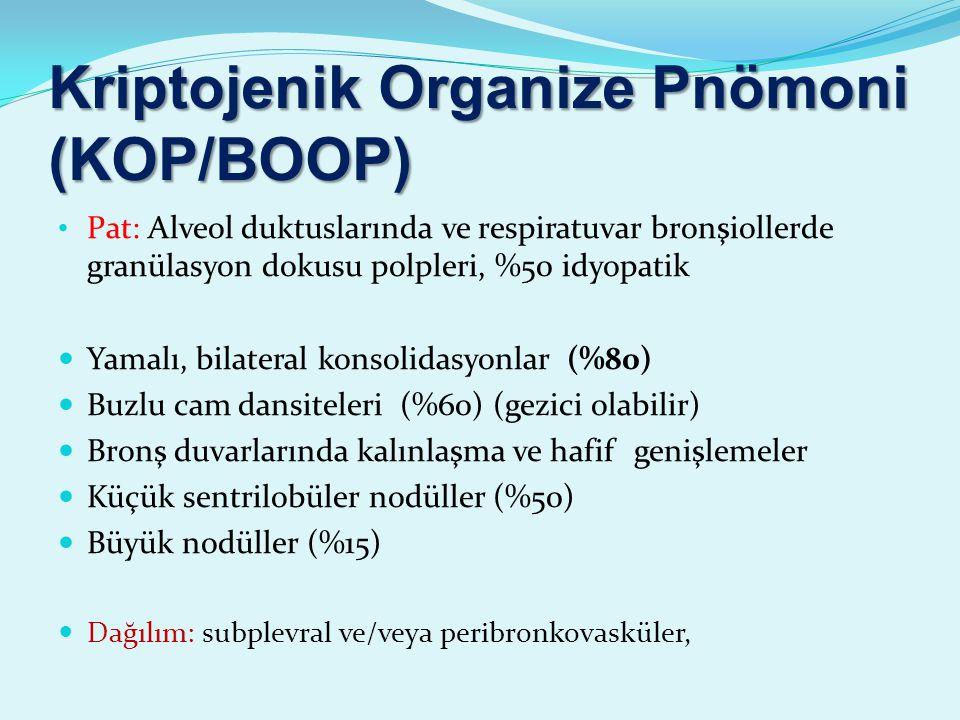 Kriptojenik Organize Pnömoni (KOP/BOOP)