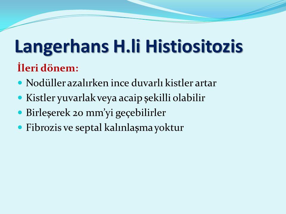 Langerhans H.li Histiositozis