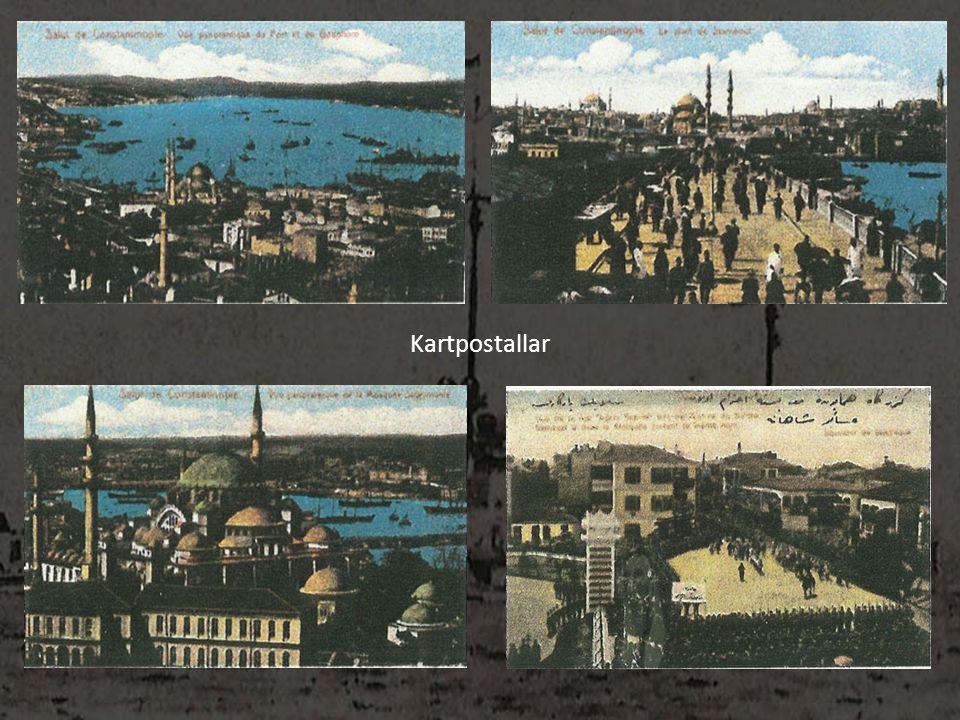 Kartpostallar