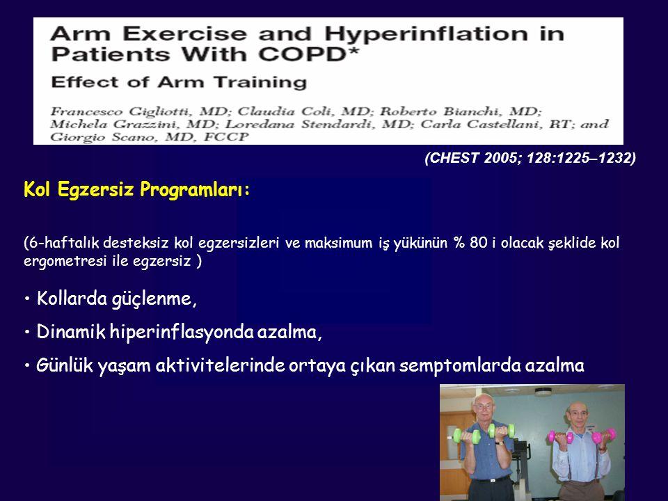 Kol Egzersiz Programları: