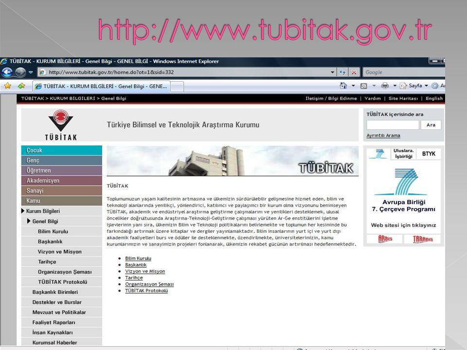 http://www.tubitak.gov.tr