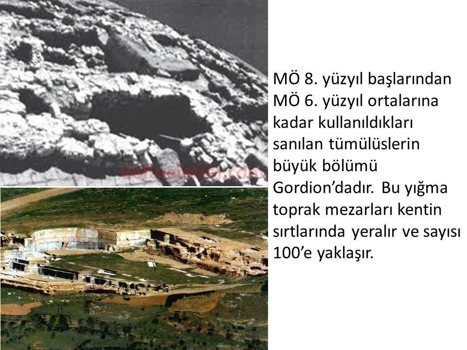 MÖ 8. yüzyıl başlarından MÖ 6