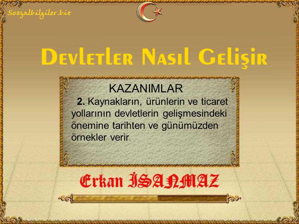 KAZANIMLAR 2.