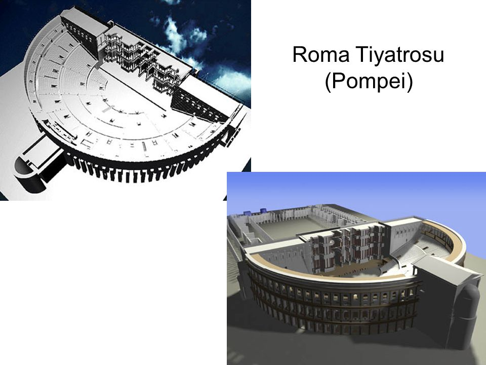 Roma Tiyatrosu (Pompei)