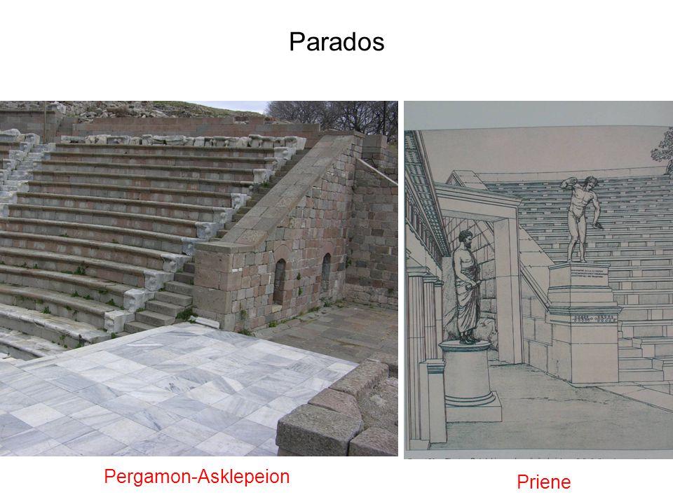 Parados Pergamon-Asklepeion Priene
