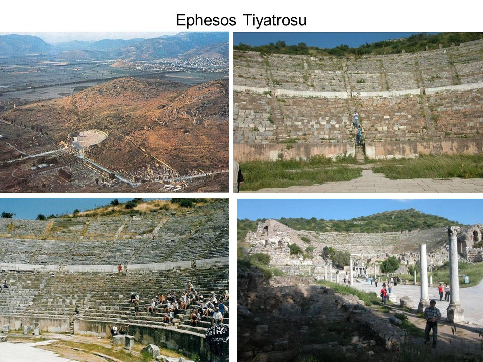 Ephesos Tiyatrosu