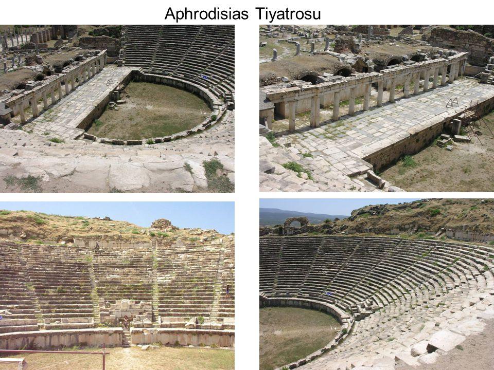 Aphrodisias Tiyatrosu