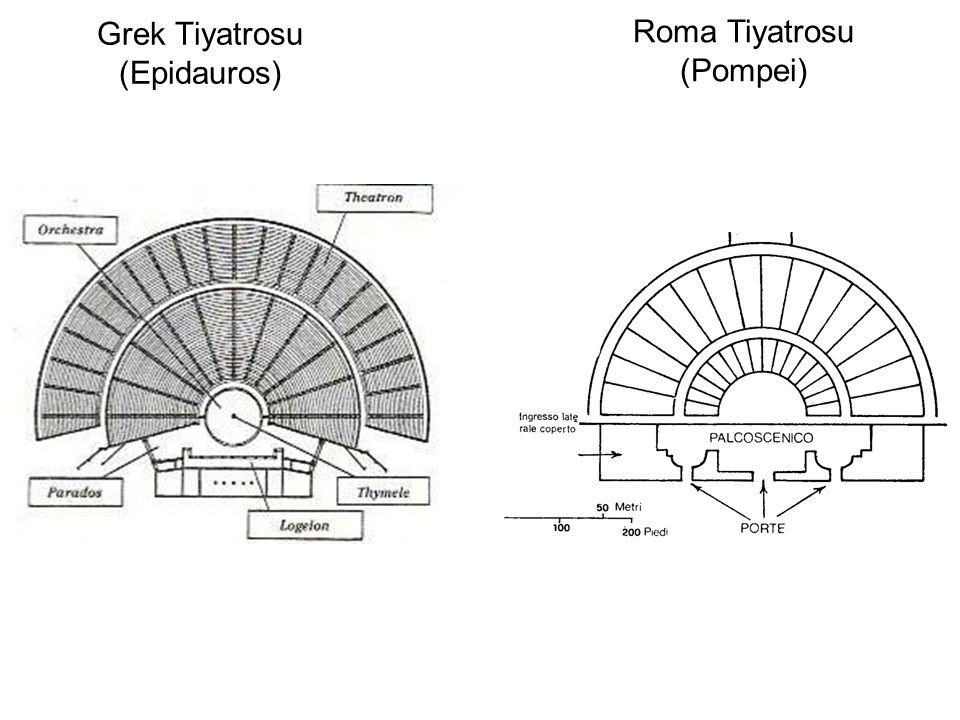 Grek Tiyatrosu (Epidauros)