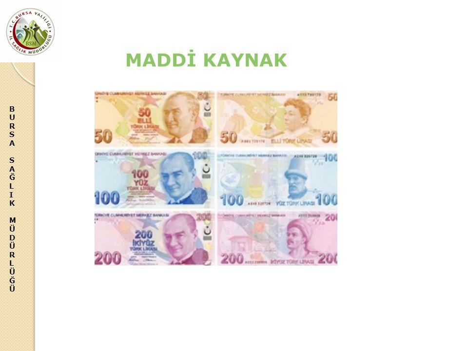 MADDİ KAYNAK
