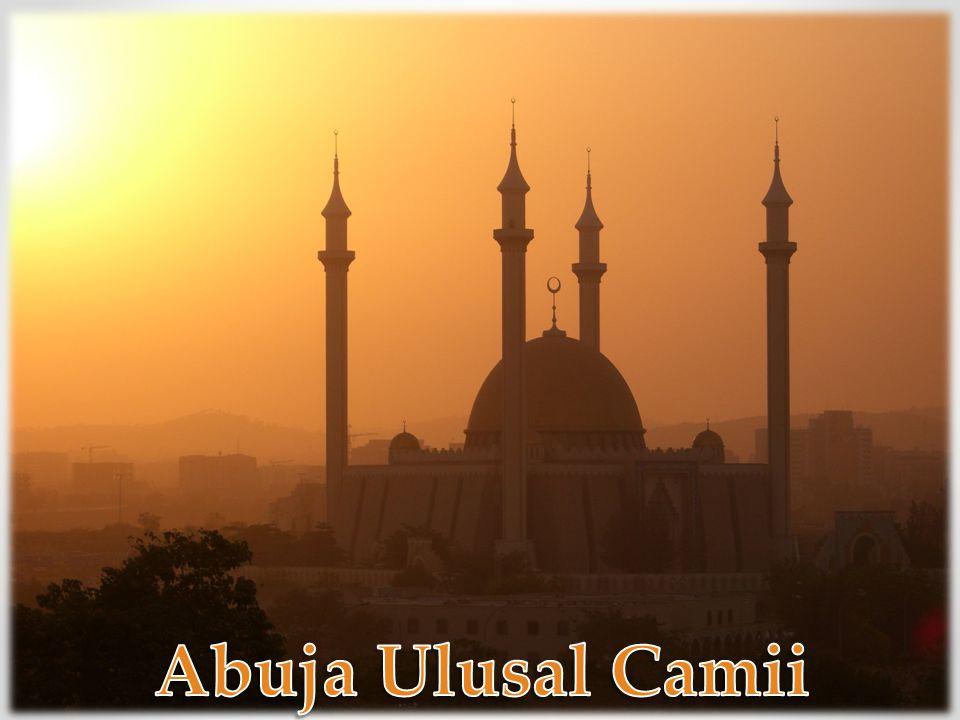 Abuja Ulusal Camii