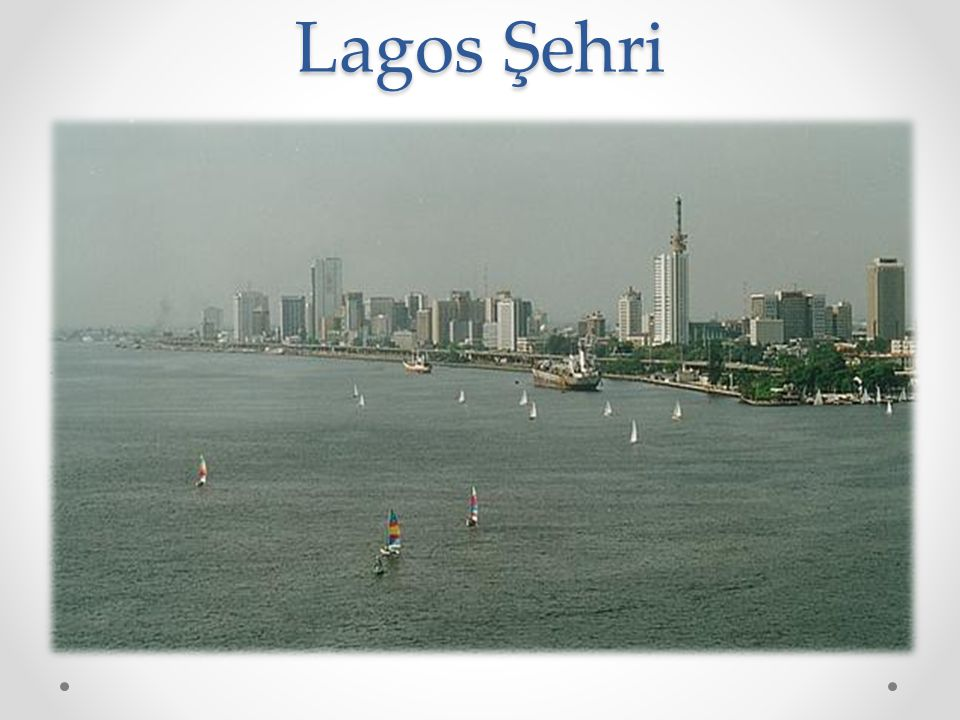 Lagos Şehri