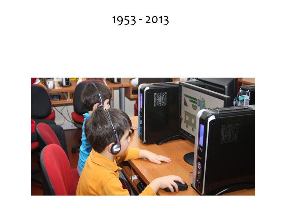 1953 - 2013
