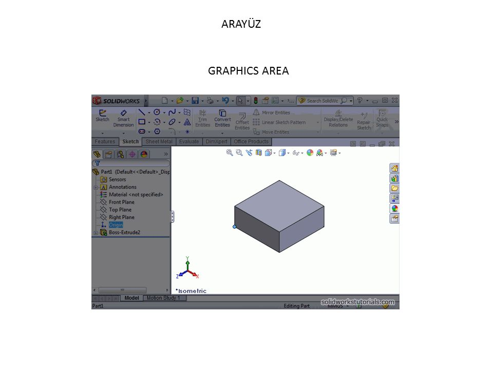 ARAYÜZ GRAPHICS AREA