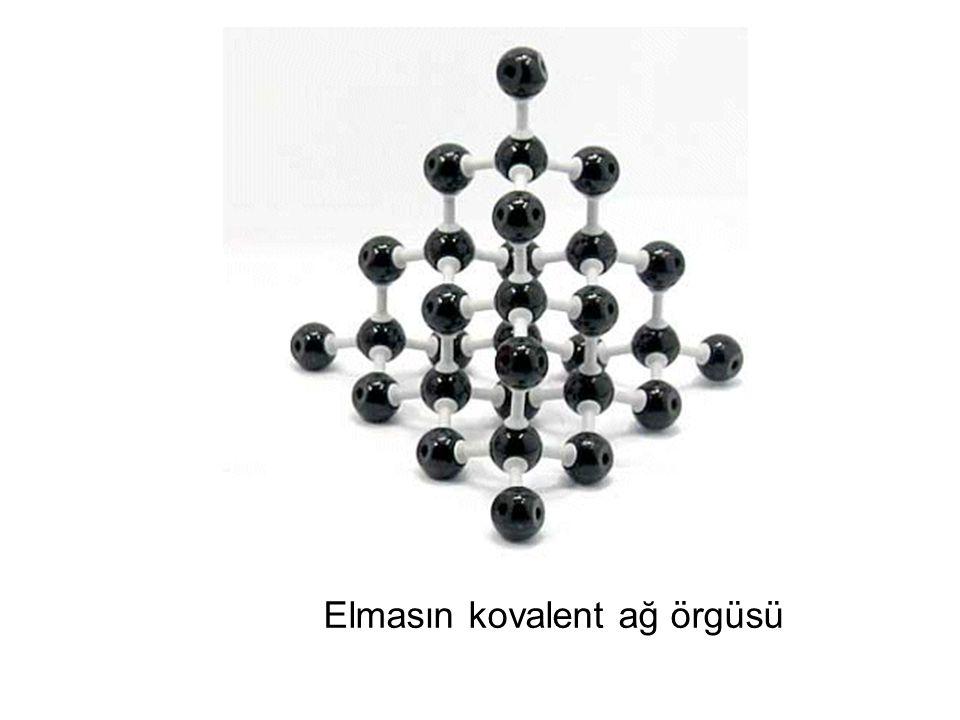 Elmasın kovalent ağ örgüsü