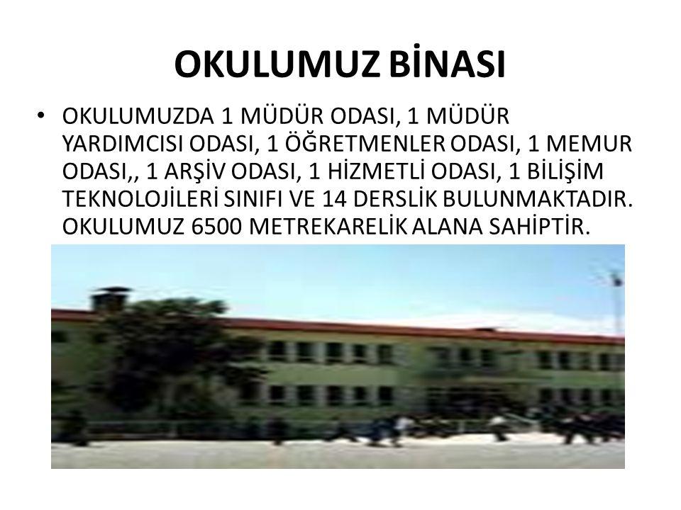 OKULUMUZ BİNASI