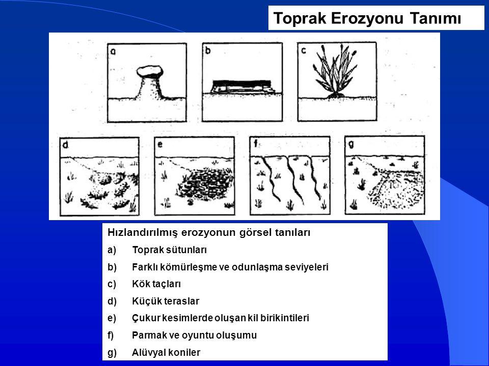 Toprak Erozyonu Tanımı