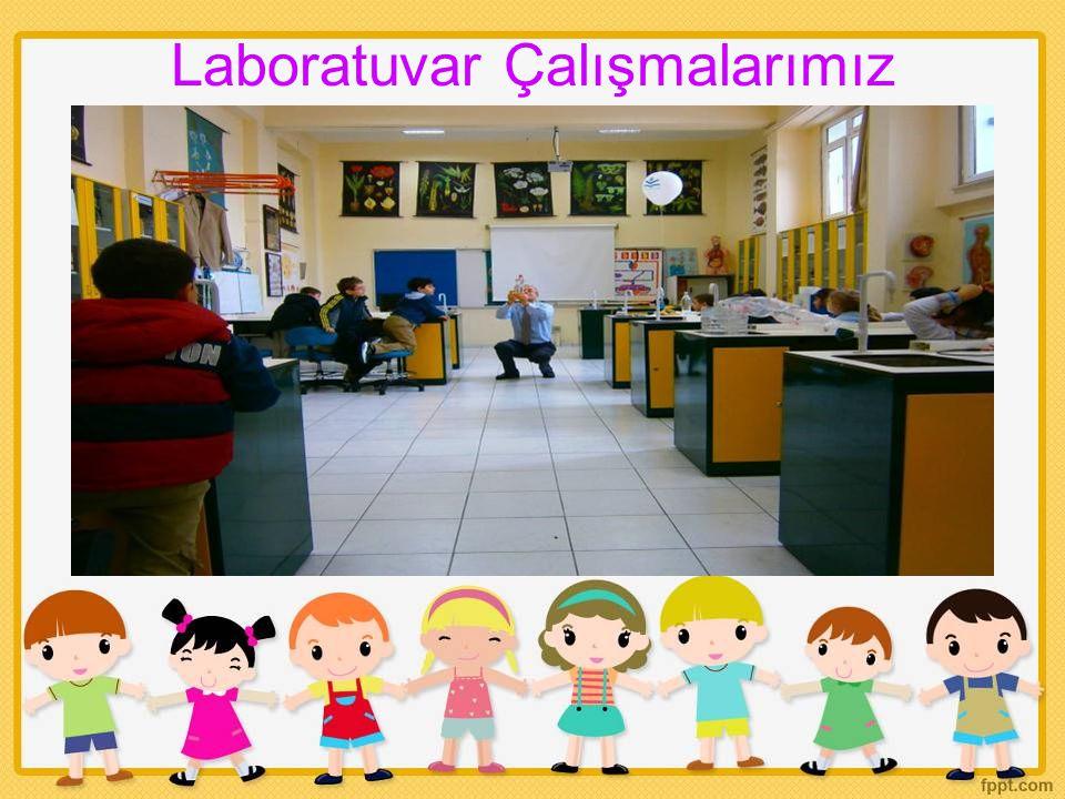 Laboratuvar Çalışmalarımız