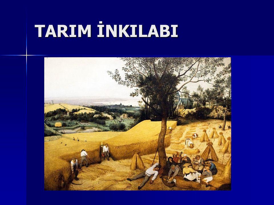 TARIM İNKILABI