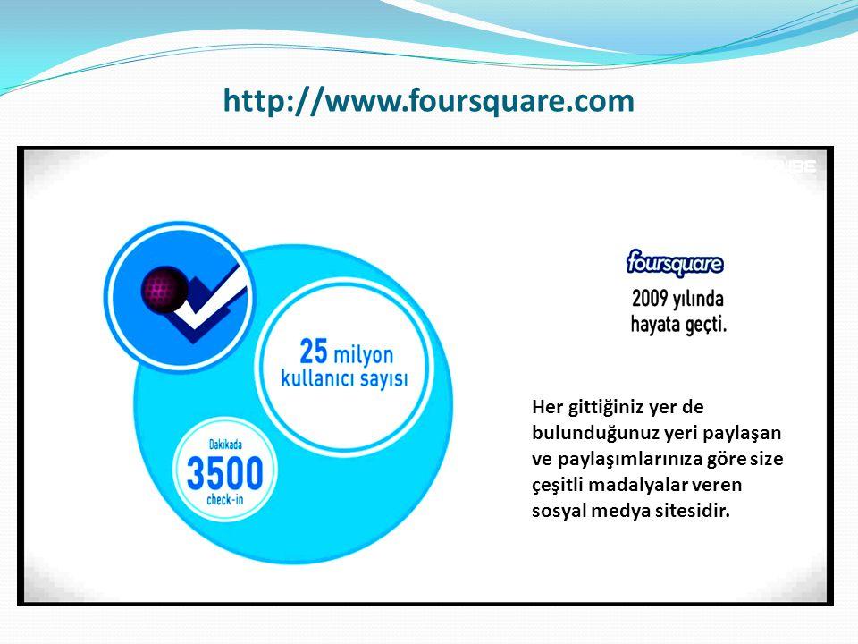 http://www.foursquare.com