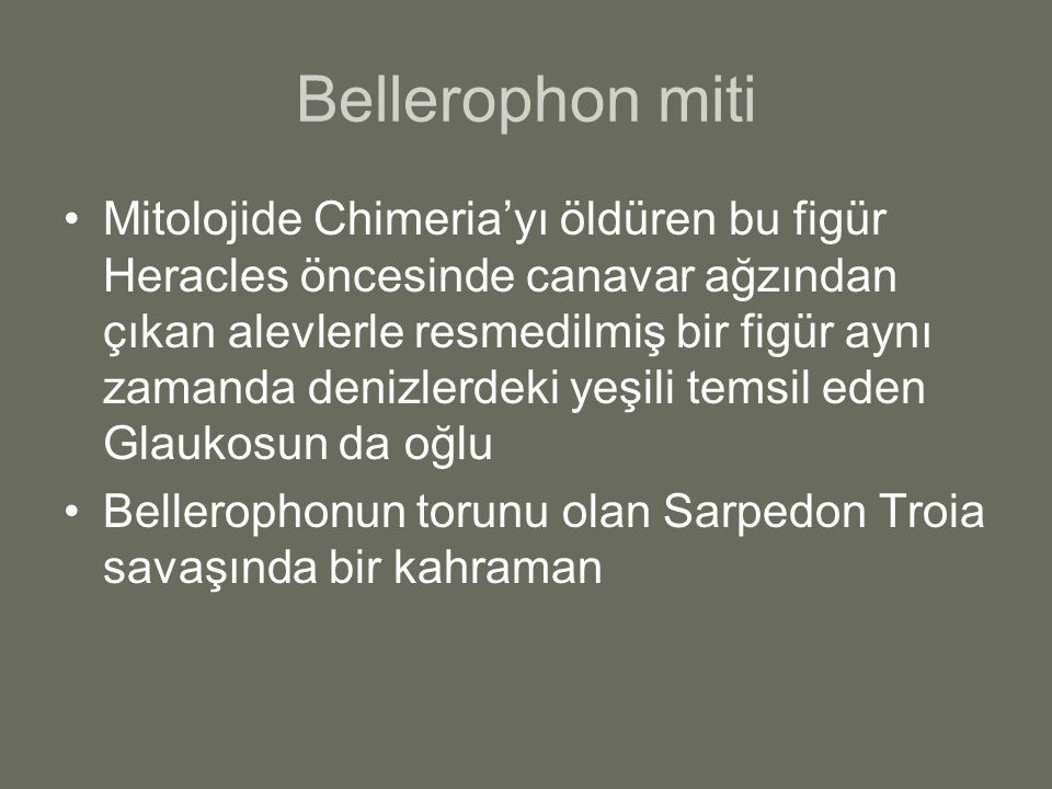 Bellerophon miti