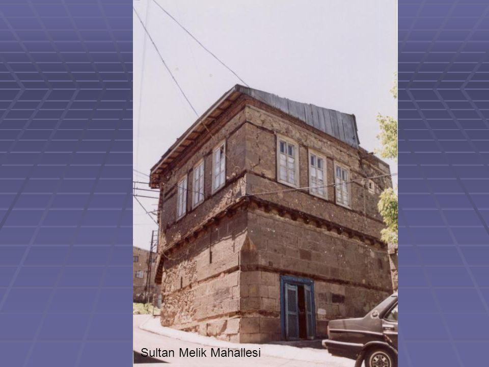 Sultan Melik Mahallesi