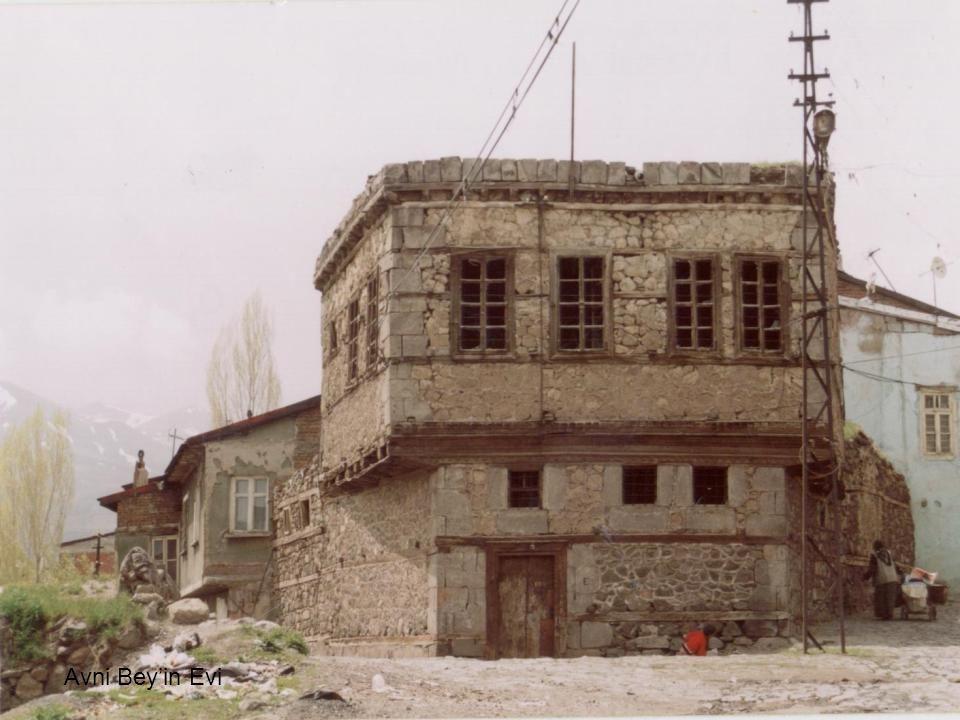 Avni Bey'in Evi
