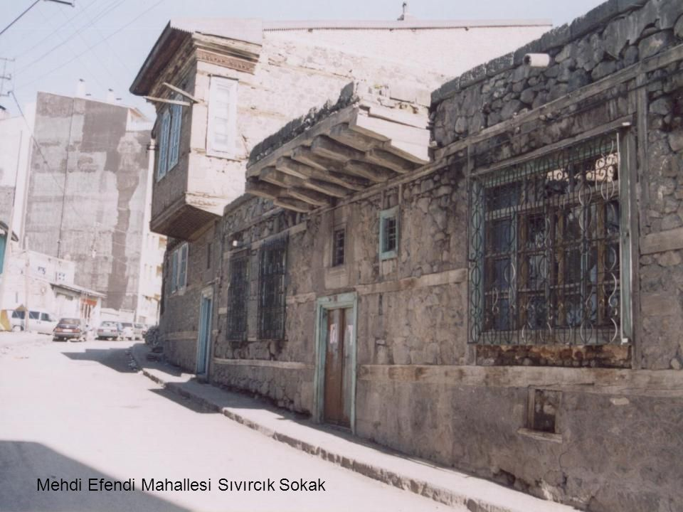 Mehdi Efendi Mahallesi Sıvırcık Sokak