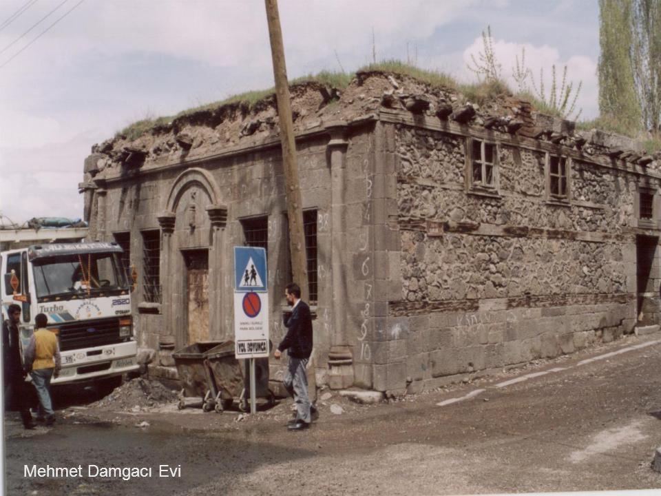 Mehmet Damgacı Evi