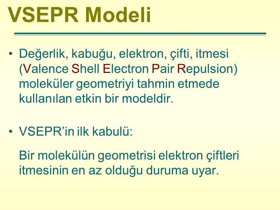 VSEPR Modeli