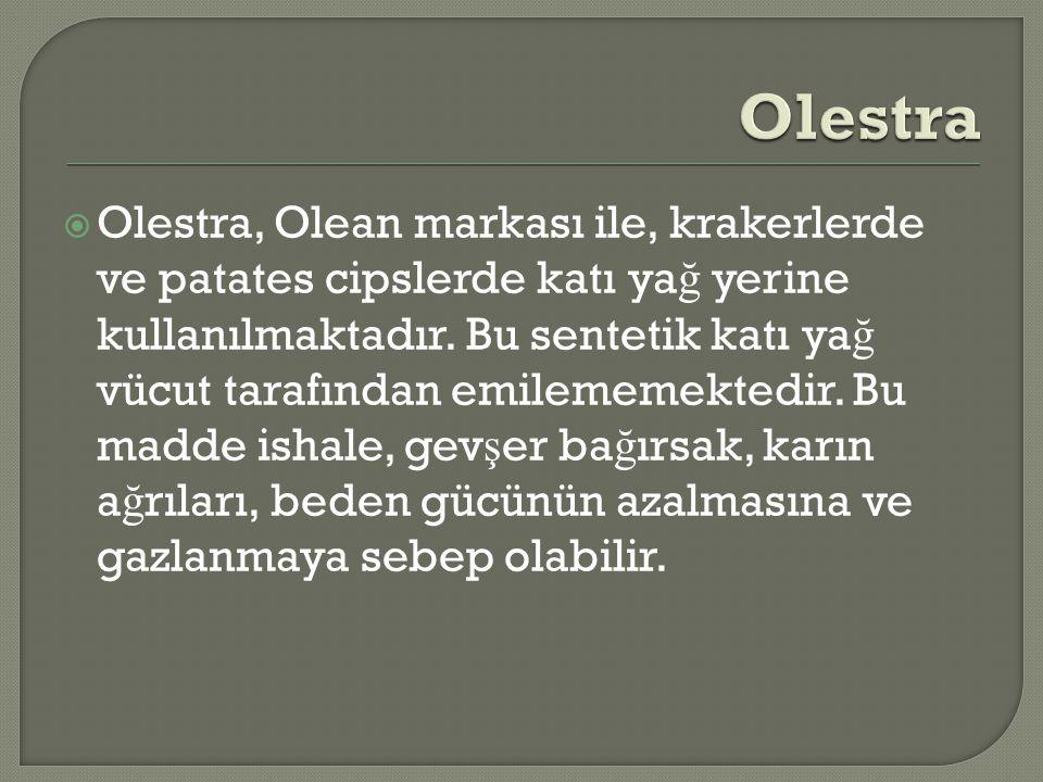 Olestra