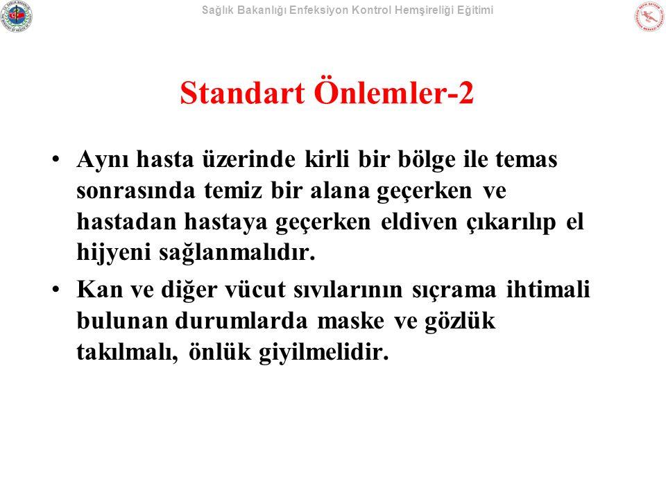 Standart Önlemler-2