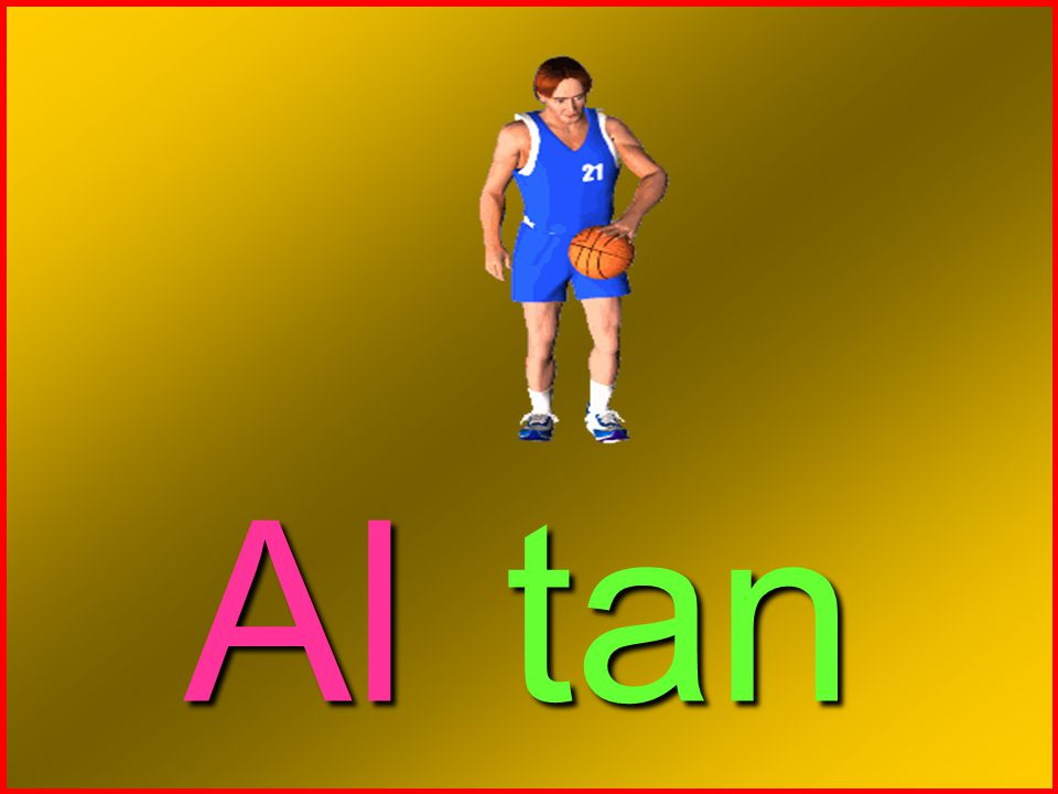 Al tan