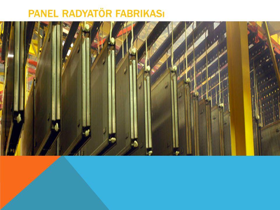 Panel Radyatör Fabrikası