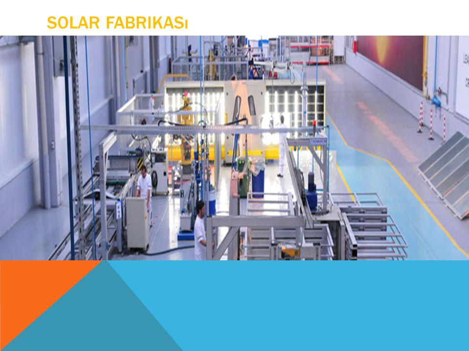 Solar Fabrikası