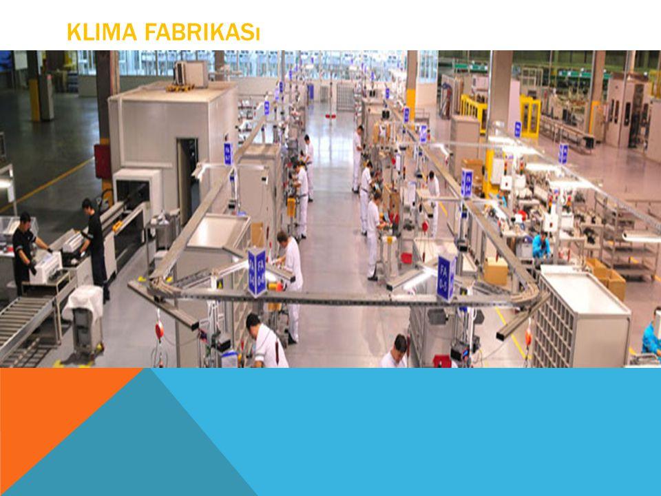 Klima Fabrikası