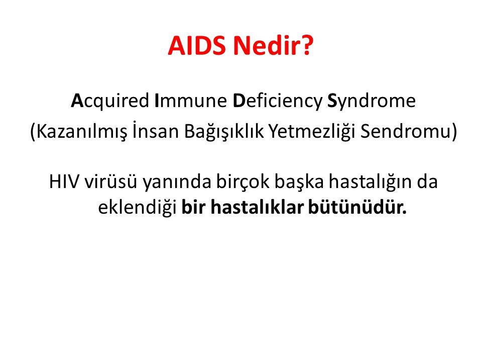 AIDS Nedir