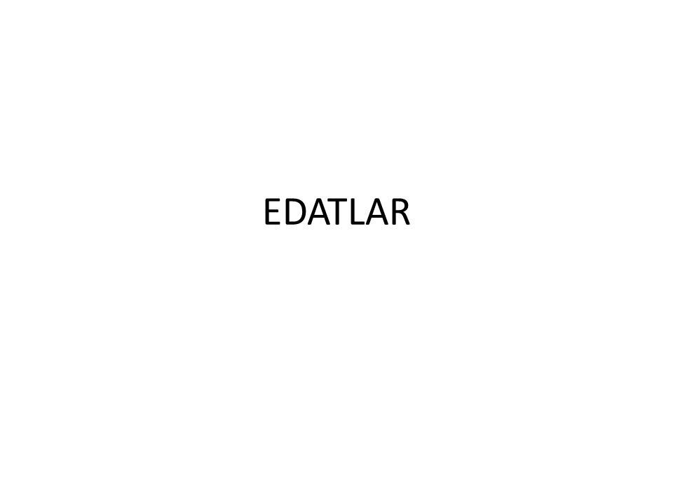 EDATLAR