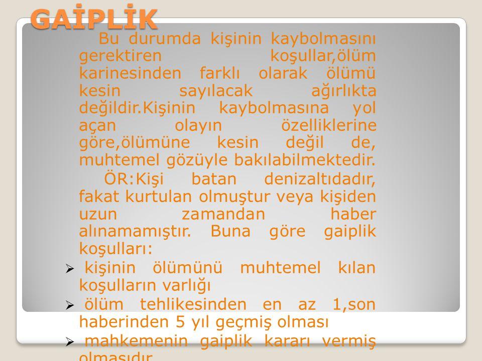 GAİPLİK