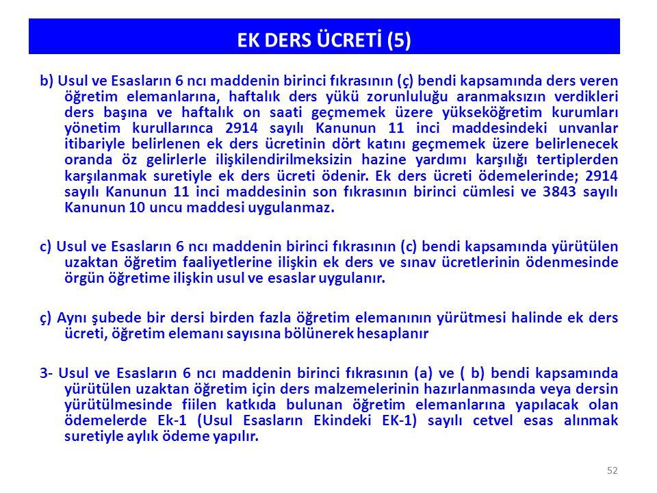 EK DERS ÜCRETİ (5)