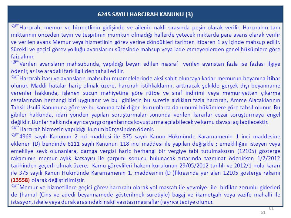 6245 SAYILI HARCIRAH KANUNU (3)