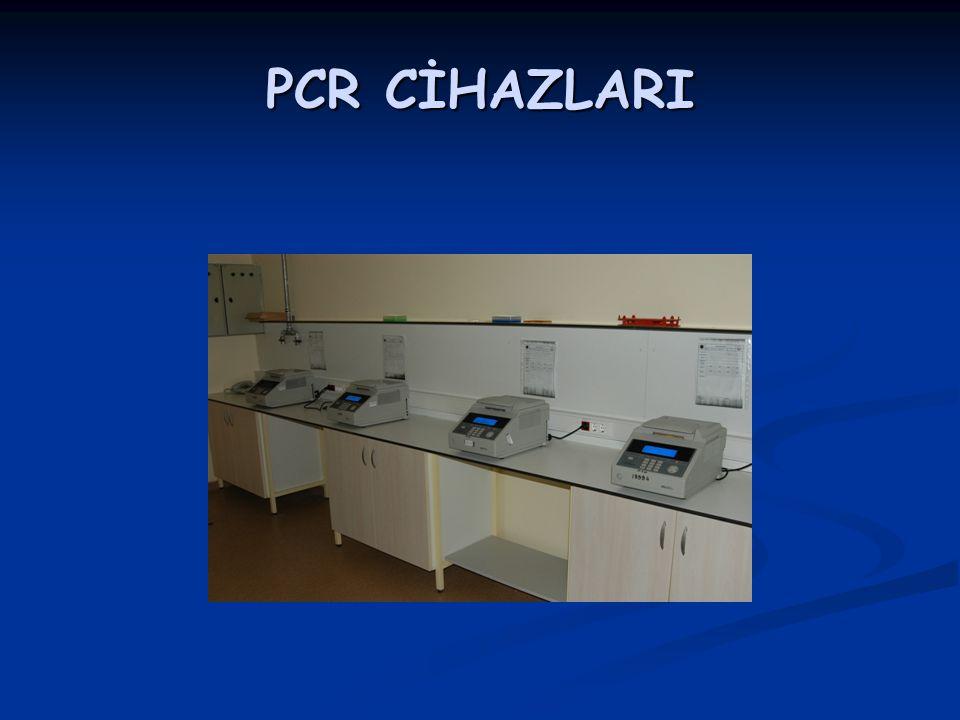 PCR CİHAZLARI