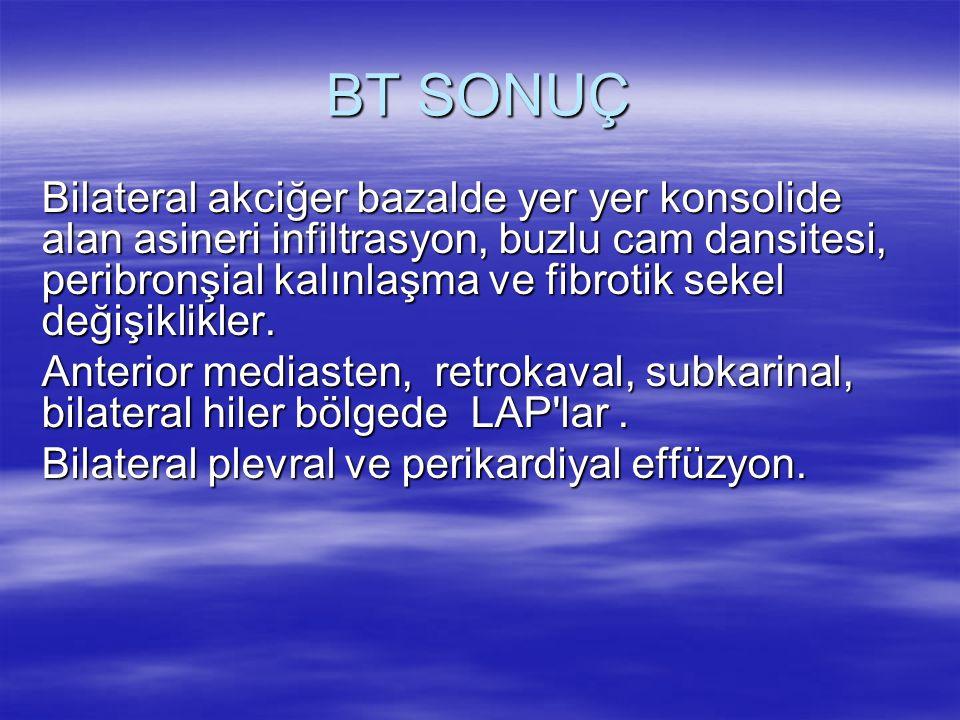 BT SONUÇ