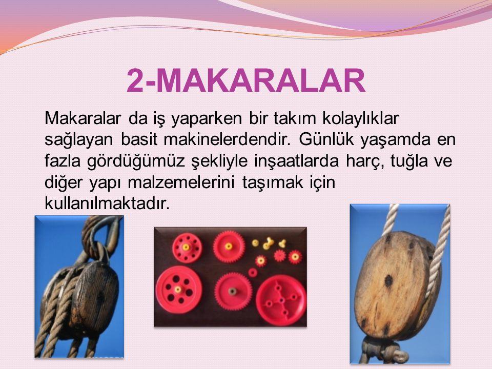 2-MAKARALAR