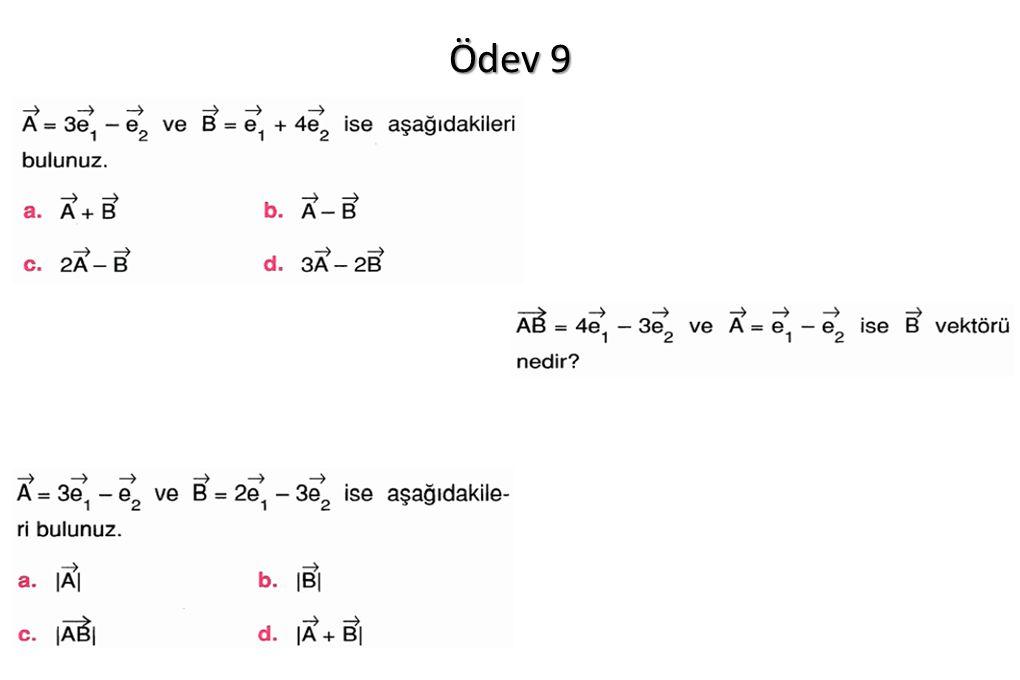 Ödev 9